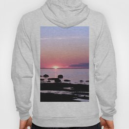 Coastal sunset Hoody