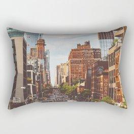 Highline View Rectangular Pillow