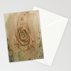 Timeless Love Abstract Stationery Cards