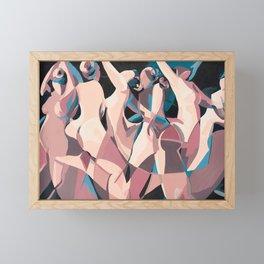 Tempo Framed Mini Art Print