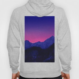 Dawn in Mountains Hoody