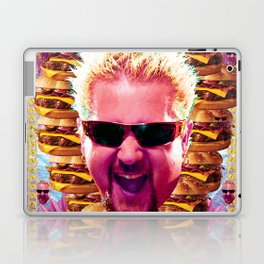 guy fieri's dank frootie glaze Laptop & iPad Skin