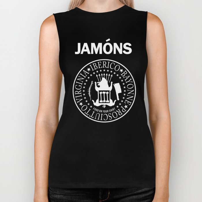 Jamons Biker Tank