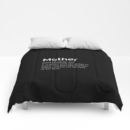 The Mother Definition I Comforters