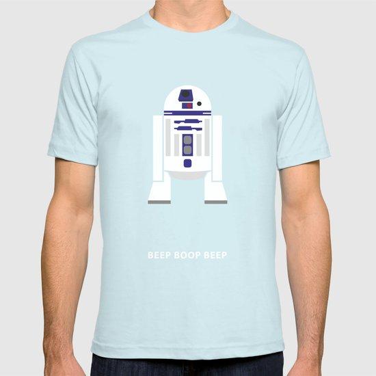 Star Wars Minimalism - R2D2 T-shirt