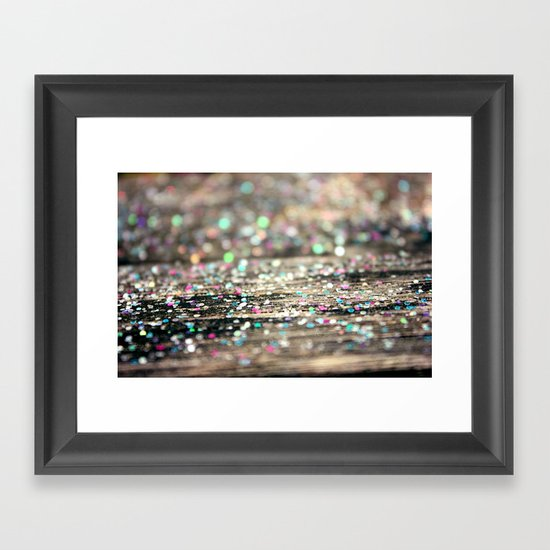 Afterparty Framed Art Print