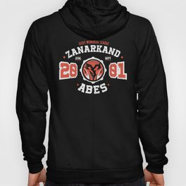 Zanarkand Abes Blitzball Athletic Shirt Distressed Hoody