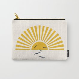 Minimalistic Summer I Carry-All Pouch