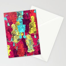 Mr. Robot, your screw is loose. Stationery Cards