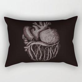 cordis matris Rectangular Pillow