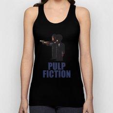 CASSANDRE SPIRIT - Pulp Fiction Unisex Tank Top