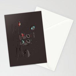 Uh UFO! Stationery Cards