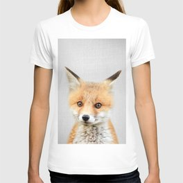 Baby Fox - Colorful T-shirt