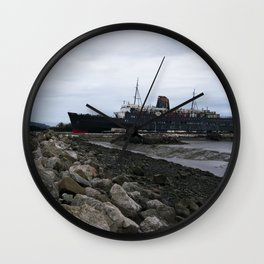 Duke of Lancaster Wall Clock