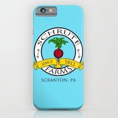 Schrute Farms | The Office - Dwight Schrute Slim Case iPhone 6