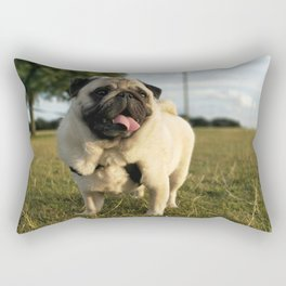 Frank The Tank Rectangular Pillow