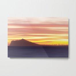 Benidorm skyline Metal Print