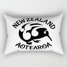 KIWI Aotearoa | New Zealand Rectangular Pillow