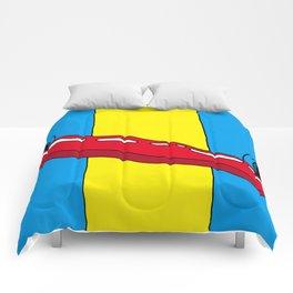 Goo Bridge Comforters