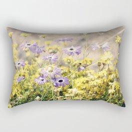 Spring - flowers Rectangular Pillow