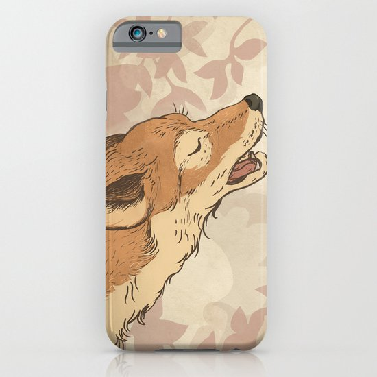Fox and rabbit iPhone & iPod Case