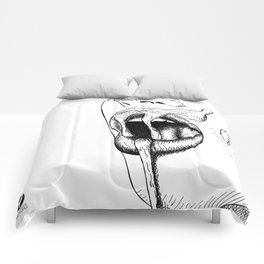 Love this mess Comforters