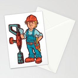 Kernbohrer Stationery Cards
