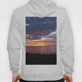 Painted Skies at Sunset Hoody