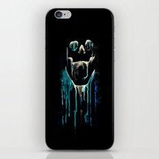 skull drips  2 iPhone & iPod Skin