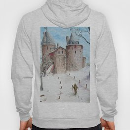 Castell Coch (Red Castle) - Winter Hoody