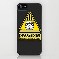 Empire Safety Program - Star Wars Slim Case iPhone (5, 5s)