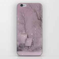Cold Winter morning in Germany iPhone & iPod Skin