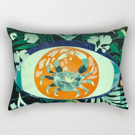 Third Eye Zodiac, Cancer Rectangular Pillow