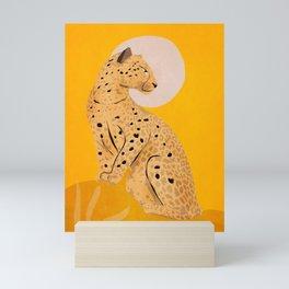Leopard Mini Art Print
