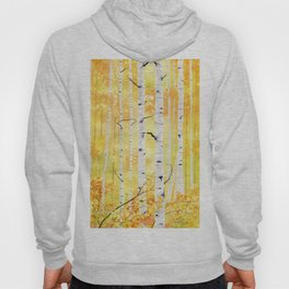 Autumn Birch Hoody