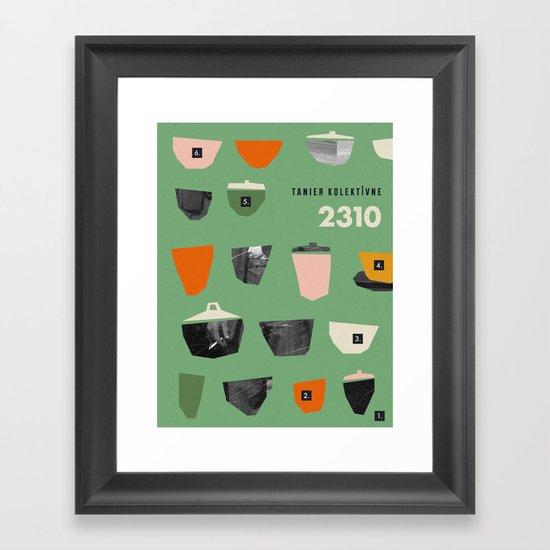 COLORADORE 025 Framed Art Print