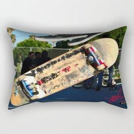 Tricks Rectangular Pillow
