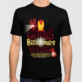 Suit of armor T-shirt