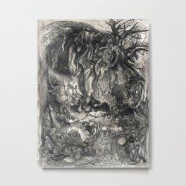 Royal Jelly Metal Print