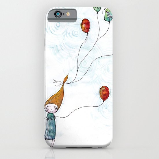 Balloonessa iPhone & iPod Case