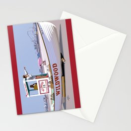 Wildwood Beach Patrol Stationery Cards