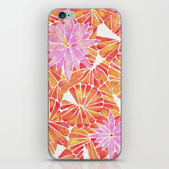 Water Lilies – Melon Palette by catcoq