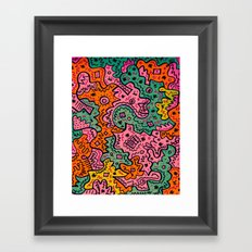 Totally Abstract Framed Art Print