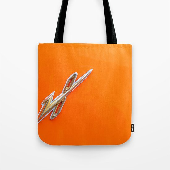 V 8 power Tote Bag