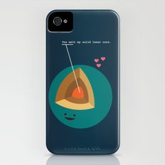 You Melt My Solid Inner Core iPhone (4, 4s) Slim Case