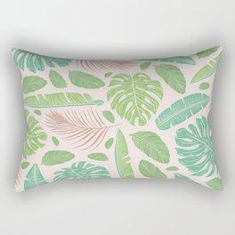 Tropical Prep Rectangular Pillow