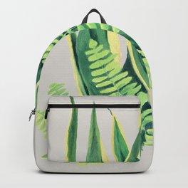 Snake and Fern Backpack