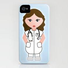 Job Series: the doctor Slim Case iPhone (4, 4s)