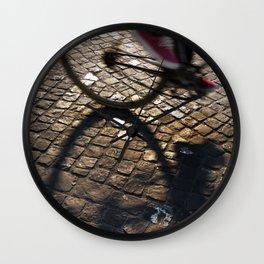 The Shoe Wall Clock