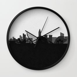 City Skylines: Valencia Wall Clock